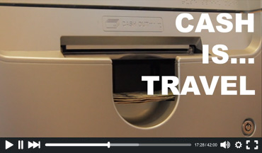 Cash Is Travel Video