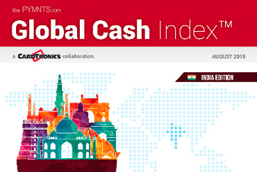 Global Cash Index Cover